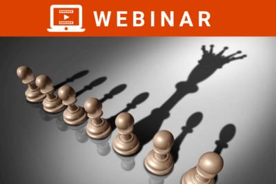 Leadership Webinar, So You Think You Can Lead